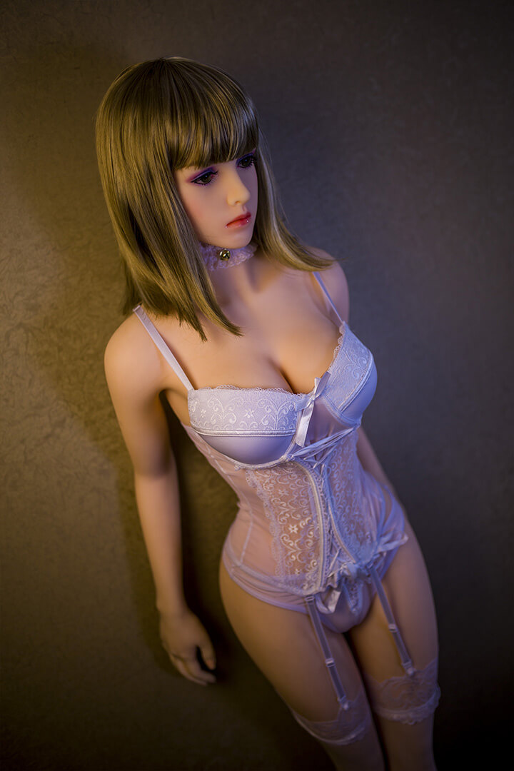 143cm Nathalie 2015 new japanese real silicone sex dolls